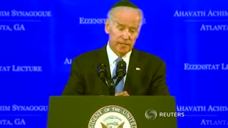 "Biden ""doesn't know"" if he will run for US President"