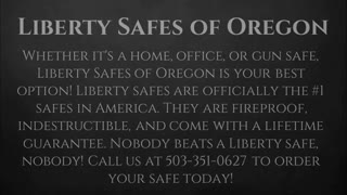 liberty safes oregon - Video