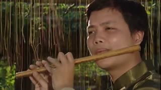 Li nostalgic male - Hoang Anh bamboo flute peak - Video