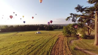 Bristol Balloon Fiesta - Video