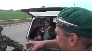Border Guards Having Fun II - Video