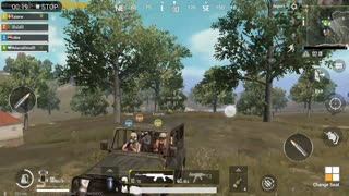 Full Tactic Soldiers Strick In Pubg Mobile Game