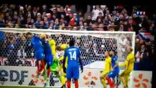 Paul Pogba goal vs Sweden - Video