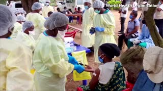 Ebola outbreaks in Africa must be stopped - White House