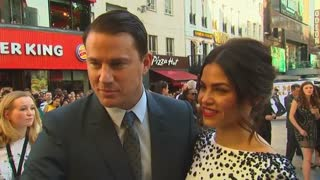 Actor Channing Tatum eyeing