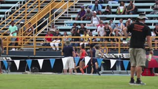 20180520 NCHSAA 3A State Track & Field Championship - Girls 400 meters