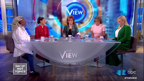 """That's a Cheap Attack!"": The View Erupts Over al-Baghdadi Assassination"