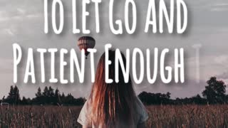 Let Go - A Video By Jesus Daily