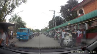 Dangerous Tricycle Drivers - Video
