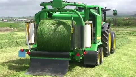 Baler test - Kverneland, John Deere, McHale, Krone, Welger, Orkel and New Holland