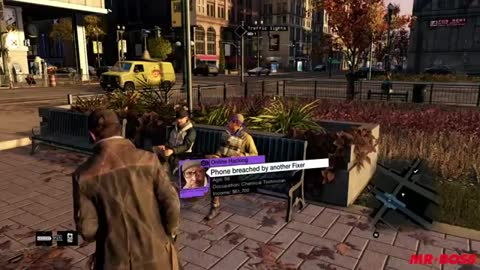Watch Dogs (Watch_Dogs) Multiplayer Gameplay - First Look