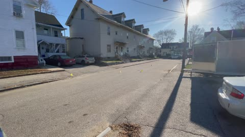 Shooting Investigation In Concord's South End