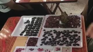 gems maket in luc yen yen bai viet nam - Video