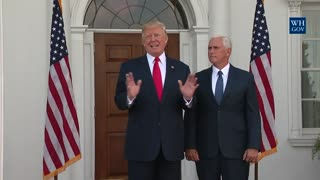 President Trump holds captivating press conference - Video