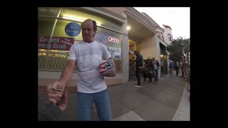 Homeless GoPro - conversation - Video
