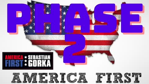 America First - Phase 2. Dinesh D'Souza & Mike Gallagher with Sebastian Gorka