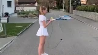 TENNIS TRAINING IN RUSSIA