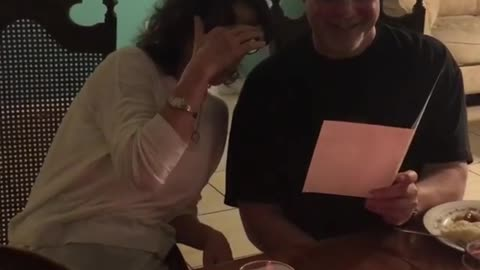 Emotional Pregnancy Reveal That Made This Grandma Shed Tears
