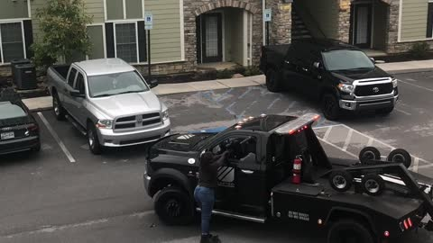 Action Packed Car Repo