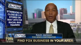 Kevin Jackson on Cavuto- Starbucks CEO Wrong