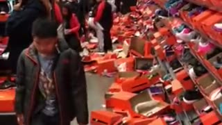 Resultados del Black Friday captan una devastación total - Video