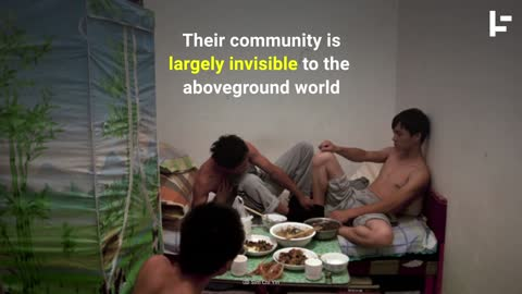 Let's Learn About Beijing's Rat Tribe Of Subterranean Humans