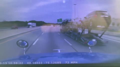Highway Exit Fail