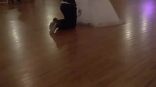 Ring Bearer Gets Garter - Video