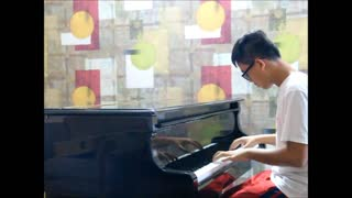 EXO - LOVE ME RIGHT - PIANO COVER BY CAO SON - Video