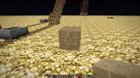 Minecraft: Enderman separation and DEATH BY MINECART!11!1ONE!!