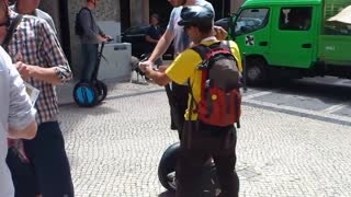 Best segway fail (original full) hd - Video