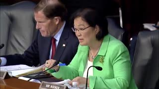 I'm confused': ICE official schools Dem Sen. Mazie Hirono - Video