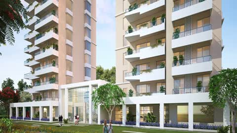 Gaur Platinum Tower Modern Housing Society Noida