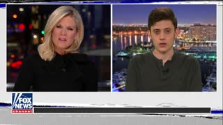 Parkland Shooting Survivor Sends Blistering Message to Classmate David Hogg for Hanging Up on WH - Video