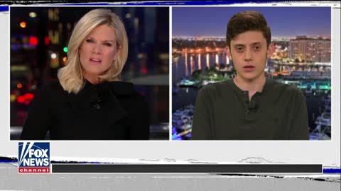 Parkland Shooting Survivor Sends Blistering Message to Classmate David Hogg for Hanging Up on WH
