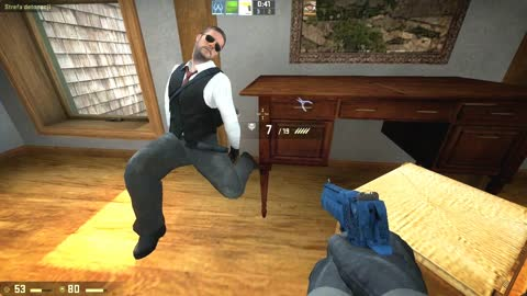 Funny snapshots of Counter Strike GO watch