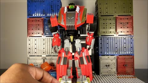 REVIEW CiiC TF FOC Swindle on RUMBLE