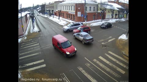 Staged Accident Fail