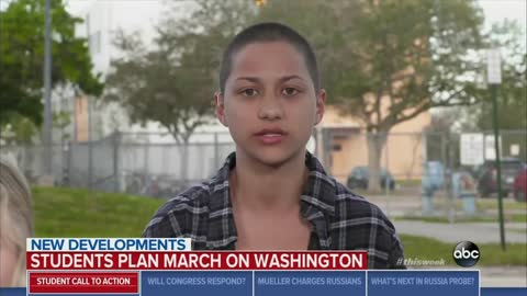 Florida Shooting Survivors Announce Multi-City March for Gun Control