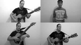 Magnificent acoustic cover of 'Cheerleader' by OMI - Video