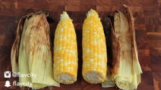 Food Hack - The Best Way To Shuck Corn - Video