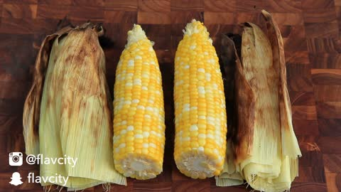 Food Hack - The Best Way To Shuck Corn