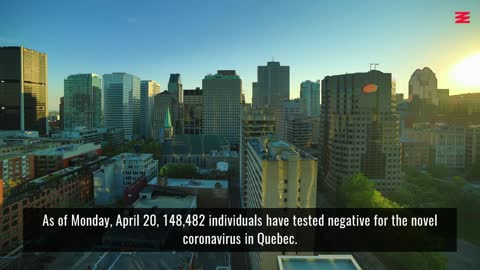 Quebec's COVID-19 Case Count Jumps To Over 19k With 62 More Deaths Reported