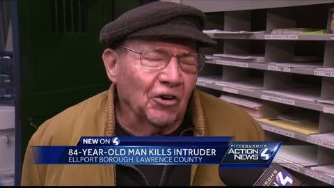 Korean War Vet Kills Home Intruder With a Point-Blank Shot: 'I've Never Been Afraid in My Life'