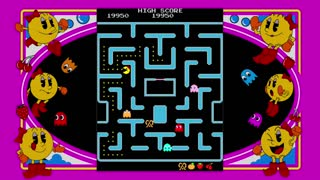 Retro Arcade Gaming - Let's Play Ms. Pac Man