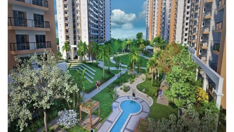 Gaur Sports Wood residential apartment