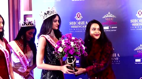 Indian engineer wins Miss India 2020