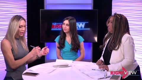 WATCH: The Right View with Lara Trump, Danielle D'Souza Gill, and Lynne Patton!