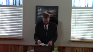 The Death Penalty - A Biblical View Preached By Pastor David Berzins