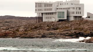 Canadian hidden treasure found in Fogo Island - Video